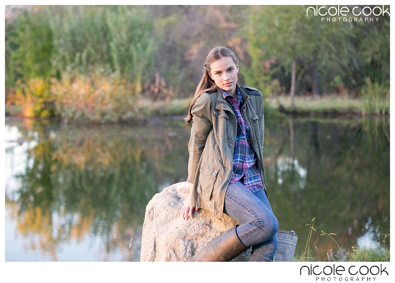 www.NicoleCookPhoto.com; Auburn Senior Photographer; Roseville Senior Photographer; Granite Bay Senior Photographer