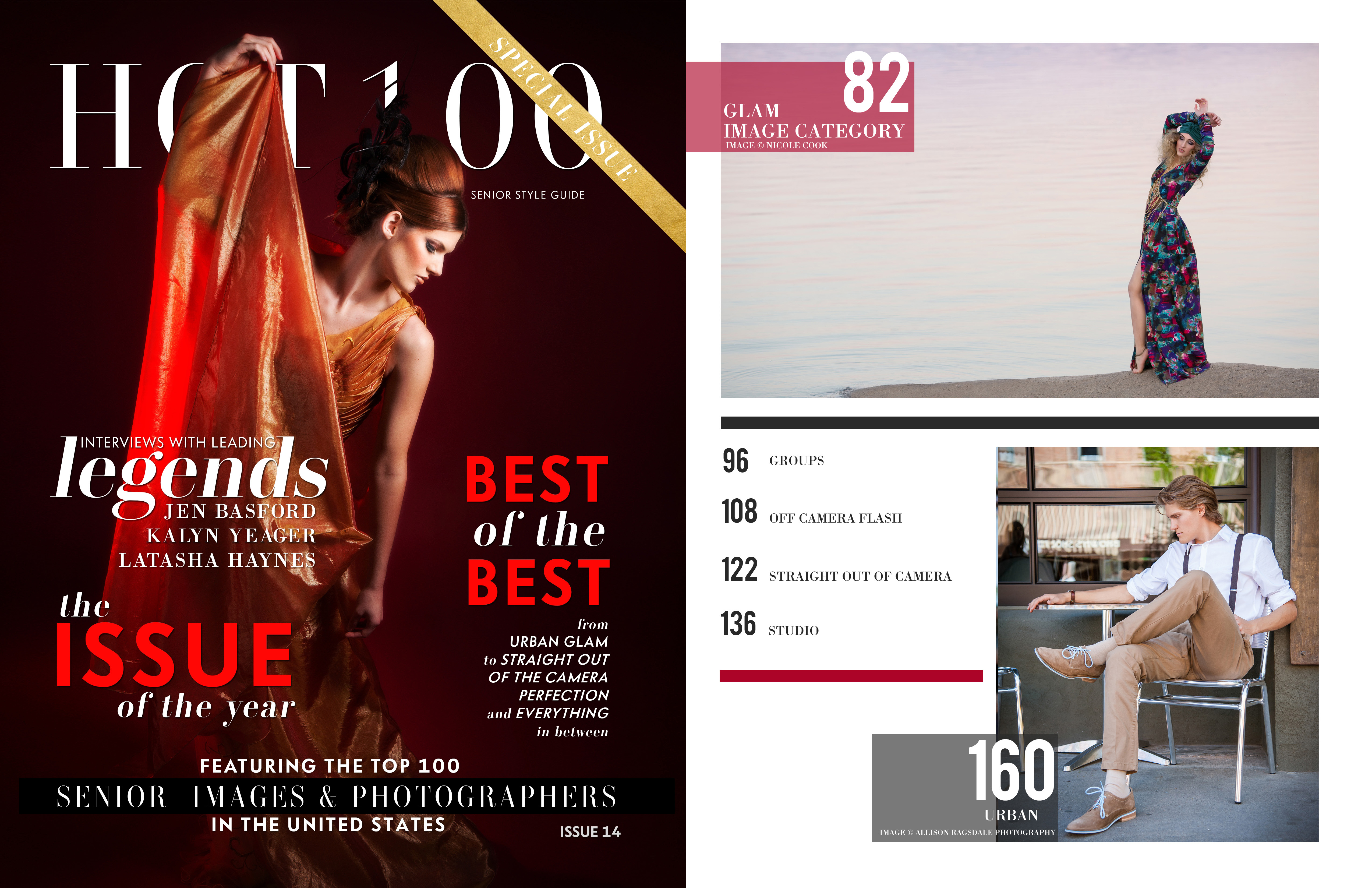 SSG Hot 100 2015 COVER