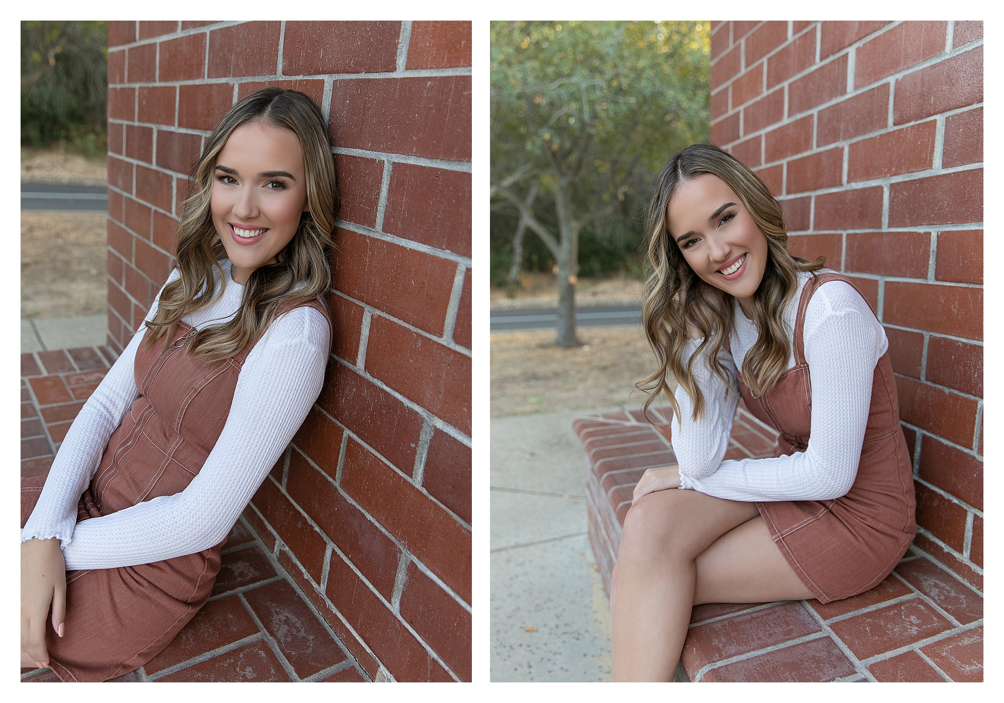 High School Senior Portraits at Folsom Lake