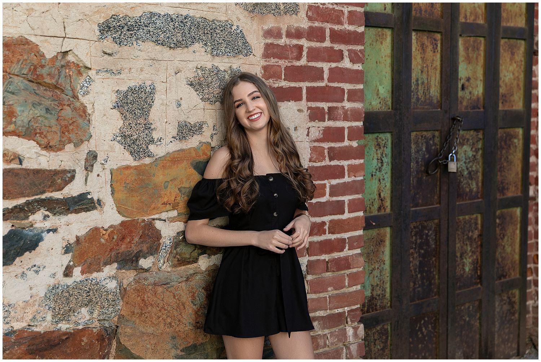 Capital Christian High School Senior Portrait Photographer