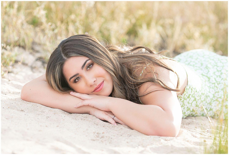 St Francis High School Senior Portrait Photography